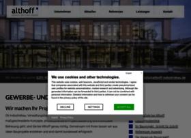 althoff-consult.de