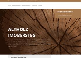 altholz-imobersteg.ch
