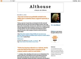 althouse.blogspot.nl