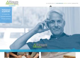 altinum.fr