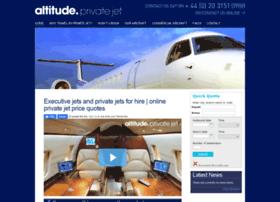 altitudeprivatejet.com