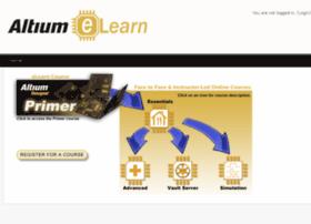 altium-elearn.remote-learner.net