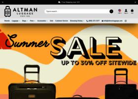 altmanluggage.com