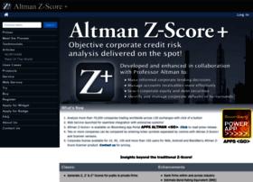 altmanzscoreplus.com