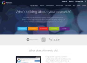 altmetric.org