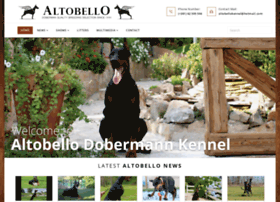 altobellodobermann.com