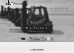 altuslift.com