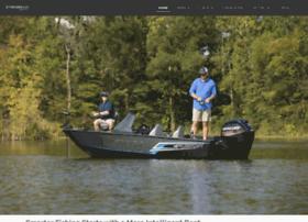 alufishingboats.com