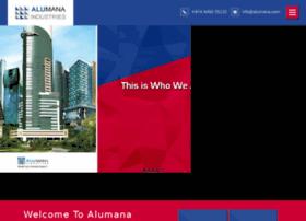 alumana.com