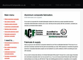 aluminiumcomposite.co.uk