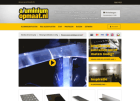 aluminiumopmaat.nl