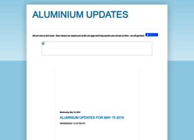 aluminiumupdates.blogspot.in