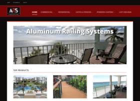 aluminum-railing-systems.com
