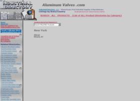 aluminumvalves.com