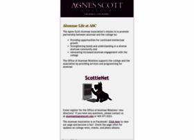alumnae.agnesscott.edu