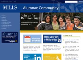alumnae.mills.edu