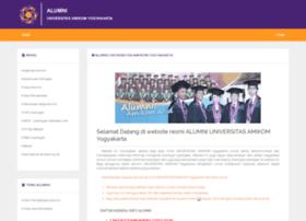 alumni.amikom.ac.id
