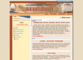 alumni.atmajaya.ac.id