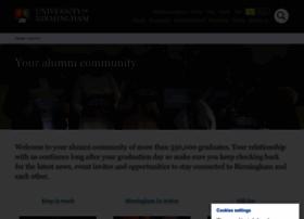 alumni.bham.ac.uk
