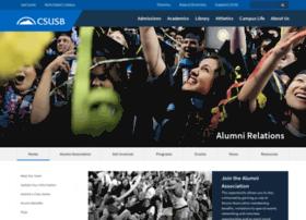 alumni.csusb.edu