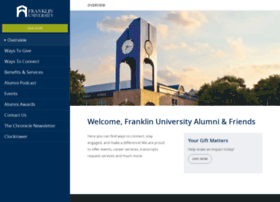 alumni.franklin.edu