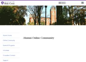 alumni.holycross.edu