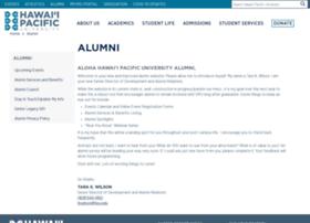 alumni.hpu.edu