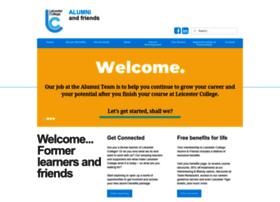 alumni.leicestercollege.ac.uk