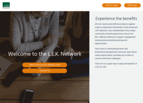 alumni.lek.com