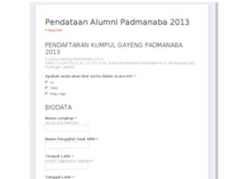 alumni.padmanaba.com