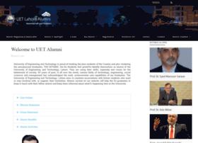 alumni.uet.edu.pk