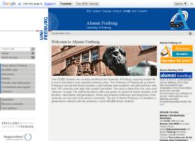 alumni.uni-freiburg.de