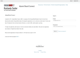 alumniboardconnect.fluidreview.com