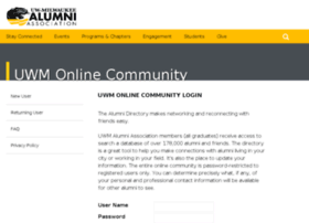 alumnidirectory.uwm.edu
