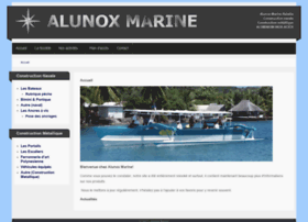 alunox-marine.com