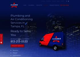 alvarezplumbing.com