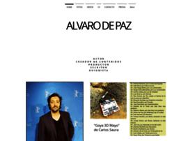 alvarodepaz.com