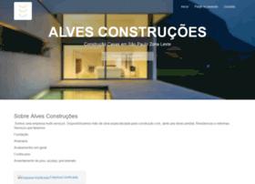 alvesconstrucoes.com