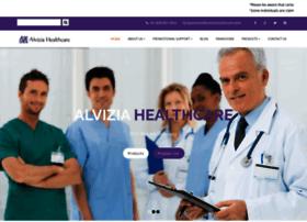 alviziahealthcare.com