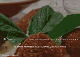alwady-restaurant-libanais.com