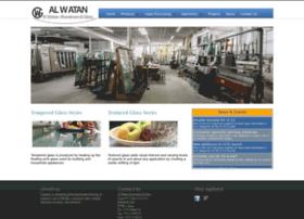 alwatanglass.com
