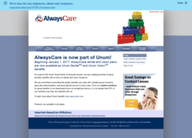 alwayscarebenefits.com