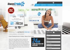 alwaysfreshcarpet.com.au