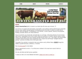 alwaysgrassfedbeef.com