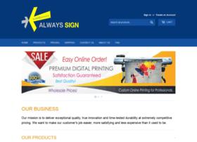alwayssign.com