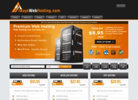 alwayswebhosting.com