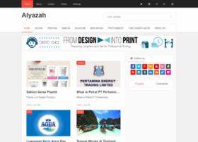 alyazah.blogspot.com