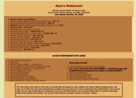 alycesrestaurant.com