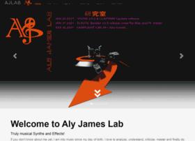alyjameslab.com
