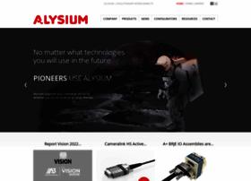 alysium-tech.com